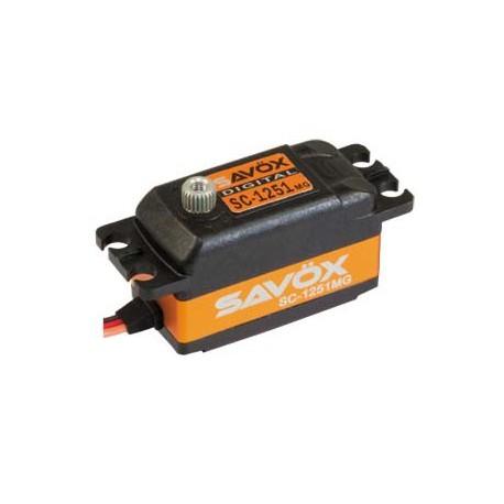 SAVOX SC-1251MG  44.5grs/9kg