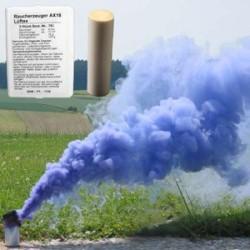 Fumigène AX-18 bleu (5 pièces)