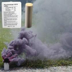 Fumigène AX-18 noir (5 pièces)
