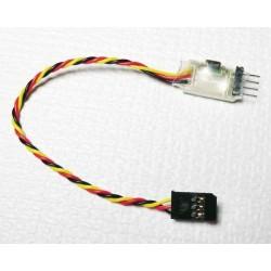 SPC FrSky module de mise à jour des sondes et récepteur série X Smart Port