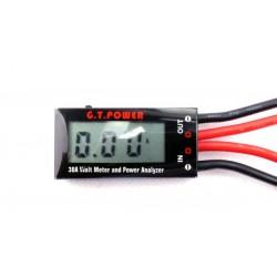 MINI WATTMETER LCD 30A