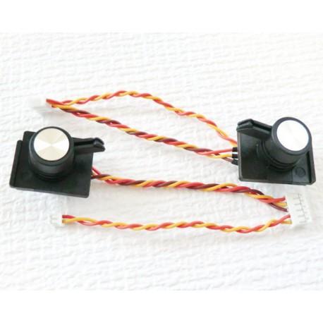 Paire de Slider V2 (droite/gauche) pour Taranis