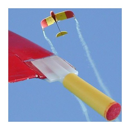 Support d'ailes pour cartouche fumigène AX60 - AX18 -AX9 (la paire)
