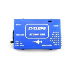 CYCLOPS STORM OSD V1.03 (avec GPS)