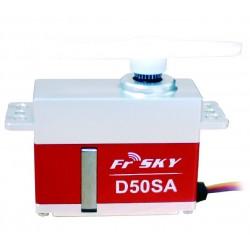 SERVO D50SA (SBUS, PWM, CPPM) 35grs/6.5kg FRSKY