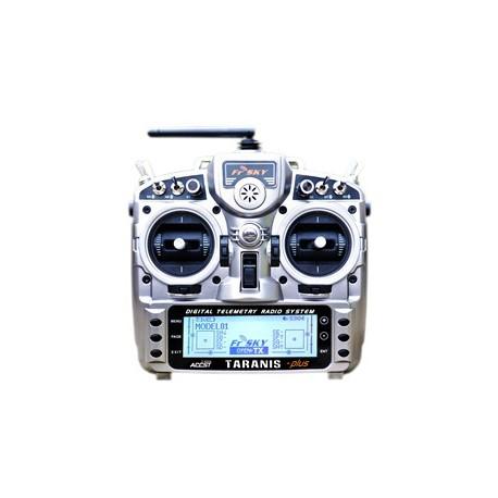 Radio Taranis PLUS 16 voies valise ( mode 2) (R9M) FrSky