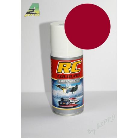 PEINTURE RC ROUGE FONCE 400ml