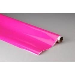 Entoilage MONOKOTE ROSE FLUO 180 x 66cm