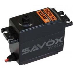 SAVOX SV-0320 HV 46grs/6kg