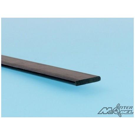 Plat carbone 0.5x10mm