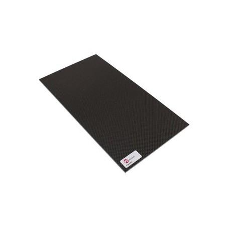 PLAQUE CARBONE/HEREX 480 x 290 x 6 mm