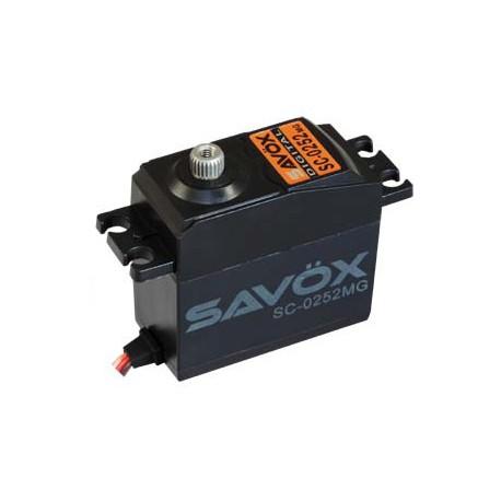 SAVOX SC-0252MG  59grs/10.5kg
