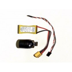 Chargeur USB + BEC 2-6S LiPo (XT60)