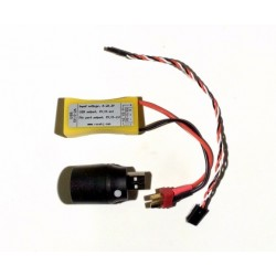 Chargeur USB + BEC 2-6S LiPo (DEAN)