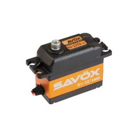 SAVOX SV-1274MG HV 61grs/7kg