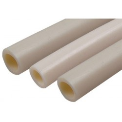 Tube silicone 12/8 mm 1m