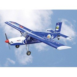 "PILATUS PC6 PORTER ""SWISS ALPS"" 2.72M 26-30CC"
