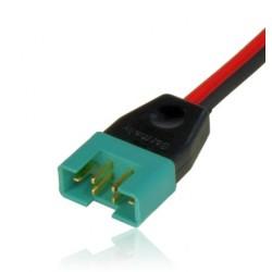 Câble MPX-PIK mâle 1mm²