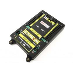 Central Box 400 + 2 RSAT + RC Switch JETI