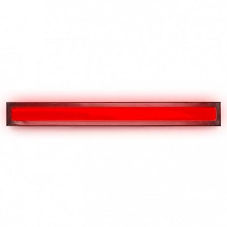 Barre de LED rouge haute densité programmable