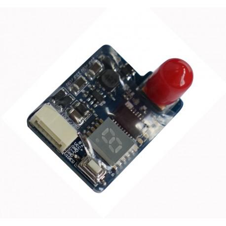 Super Mini Emetteur vidéo 40 canaux 600mW 5,8 GHz