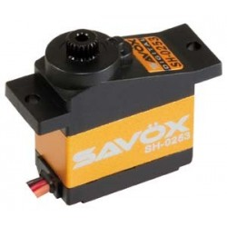 SAVOX SH-0253 13.6grs/2.2kg