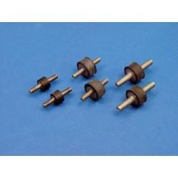 Silent bloc M5-15mm (4pcs)