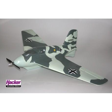 Hacker Me-163 Camouflage ARTF Combo