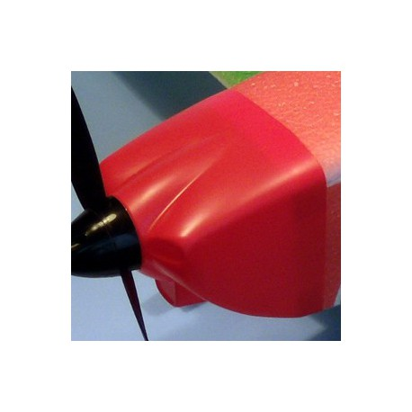 Capot rouge EXTRA 330SC 1.2M Hacker Model