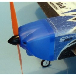 Capot bleu SBACH 342 1.2M Hacker Model