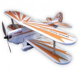 Pitts Special S1 Orange 850 EPP HACKER