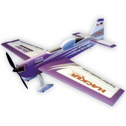 EXTRA 330SC double 1000 violet HACKER