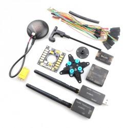 Mini APM ArduPilot Mega 3.1 + Module GPS Neo-6M Compas + mini OSD + radio 433Mhz