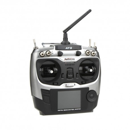 Radio programmable AT9 RadioLink (émetteur seul) 9/0/0