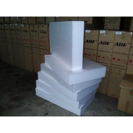 BLOC EPP BLANC 20g/l 1200x1000x150mm