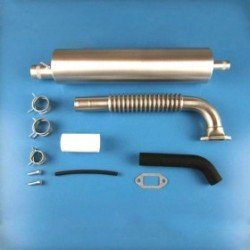 COMBO CANISTER DLE 55, DLE 111