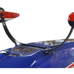 Train carbone pour EXTRA 300/330SC 24% 30cc Pilot-RC