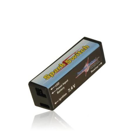 PowerBox SparkSwitch régulé 7.4V