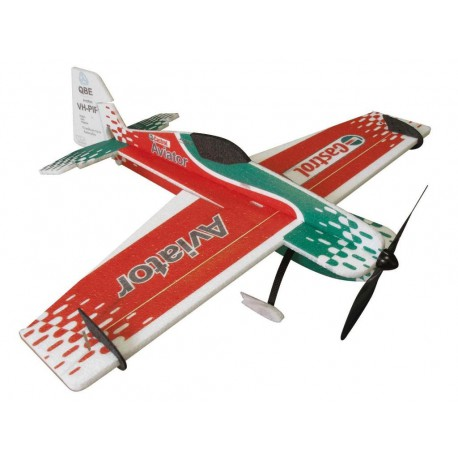 Edge 540 Castrol BACKYARD 80CM