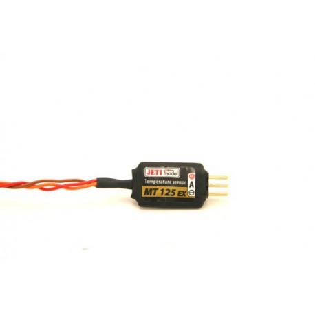 Sondes température Duplex MT 125 JETI