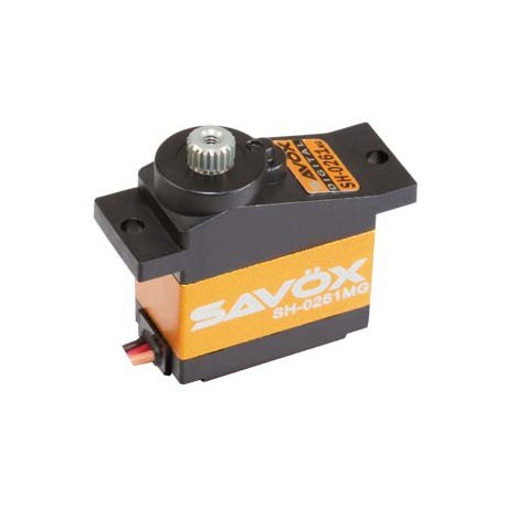 SAVOX SH-0261MG 14grs/2.2kg