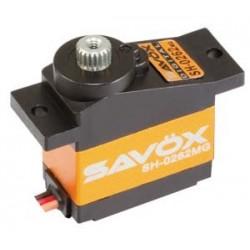 SAVOX SH-0262MG 13.6grs/1.2kg